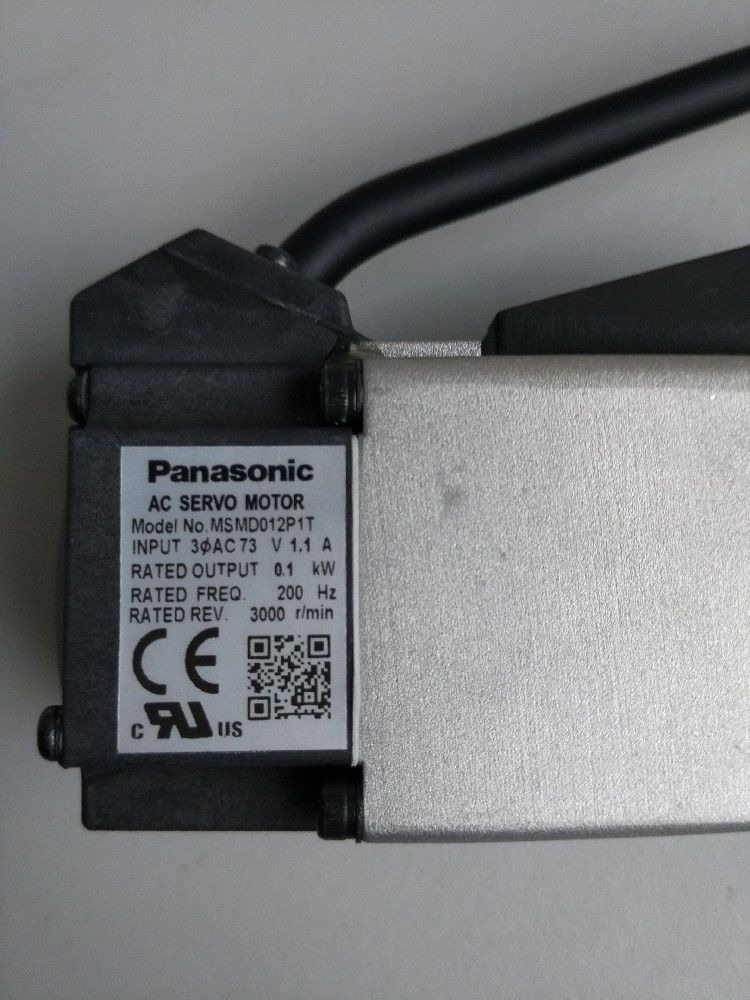 100% NEW PANASONIC Servo motor MSMD012P1T in box