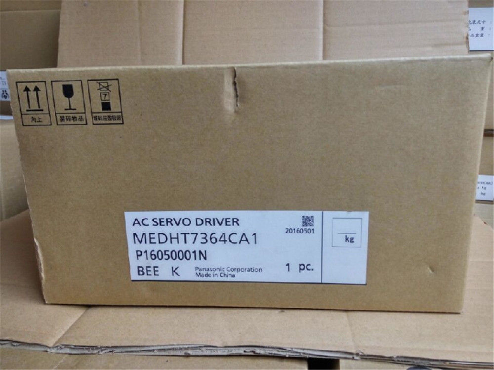 100% NEW PANASONIC AC Servo drive MEDHT7364CA1 in box