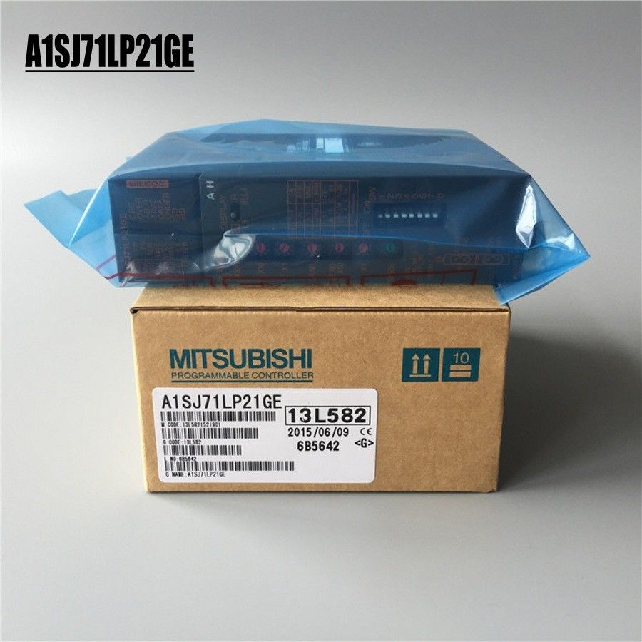 BRAND NEW MITSUBISHI PLC A1SJ71LP21GE IN BOX