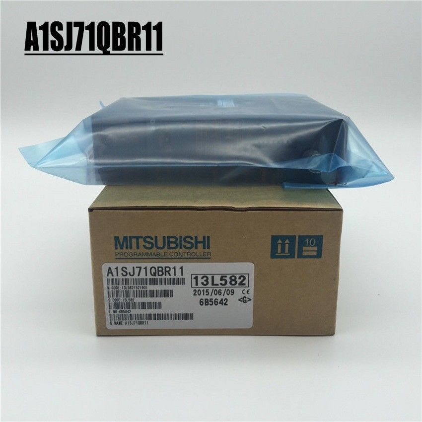 100% NEW MITSUBISHI PLC A1SJ71QBR11 IN BOX