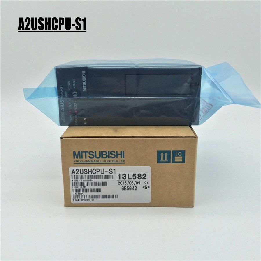 Brand NEW MITSUBISHI CPU A2USHCPU-S1 IN BOX A2USHCPUS1