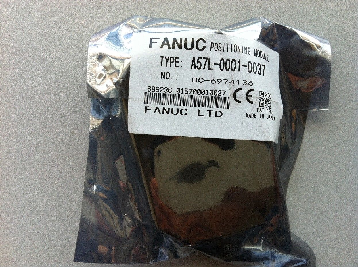 Genuine NEW Fanuc Sensor A57L-0001-0037 in box A57L00010037