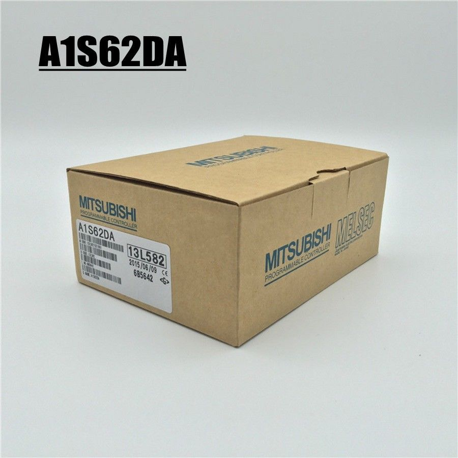 BRAND NEW MITSUBISHI MODULE PLC A1S62DA IN BOX