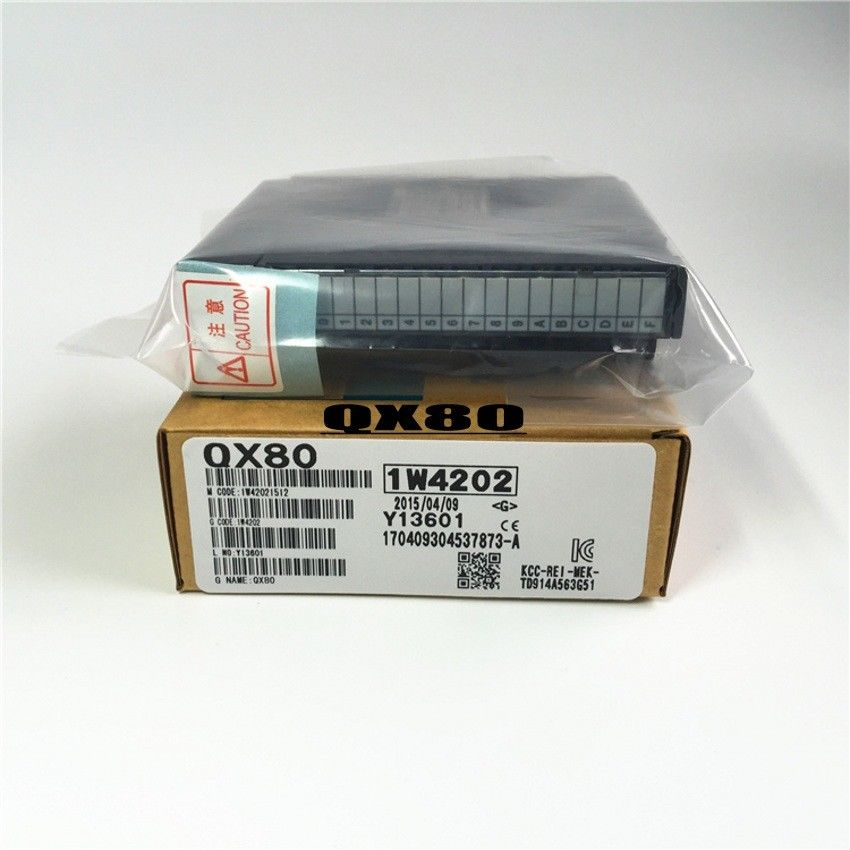 Brand NEW MITSUBISHI PLC Module QX80 IN BOX