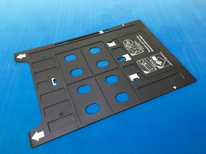 5pcs PVC ID card tray for Epson 1400 1410 1430 1430W 1500W R800 Artisan1430