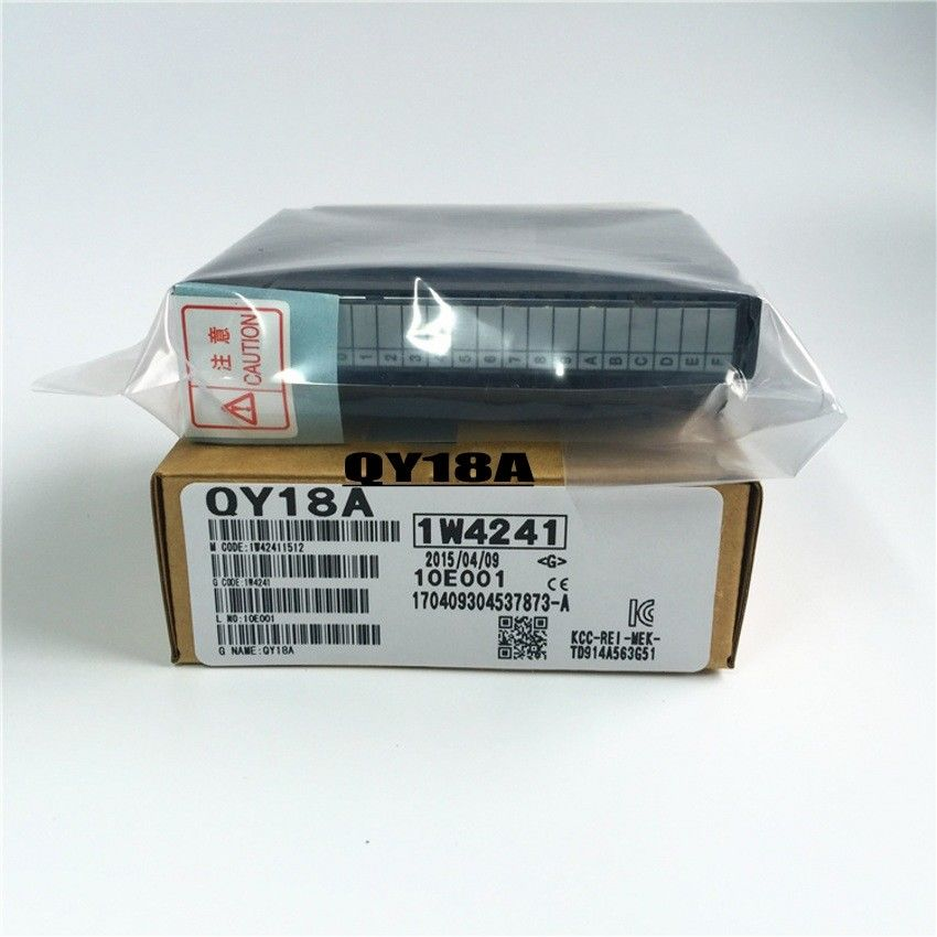 100% NEW MITSUBISHI PLC QY18A IN BOX