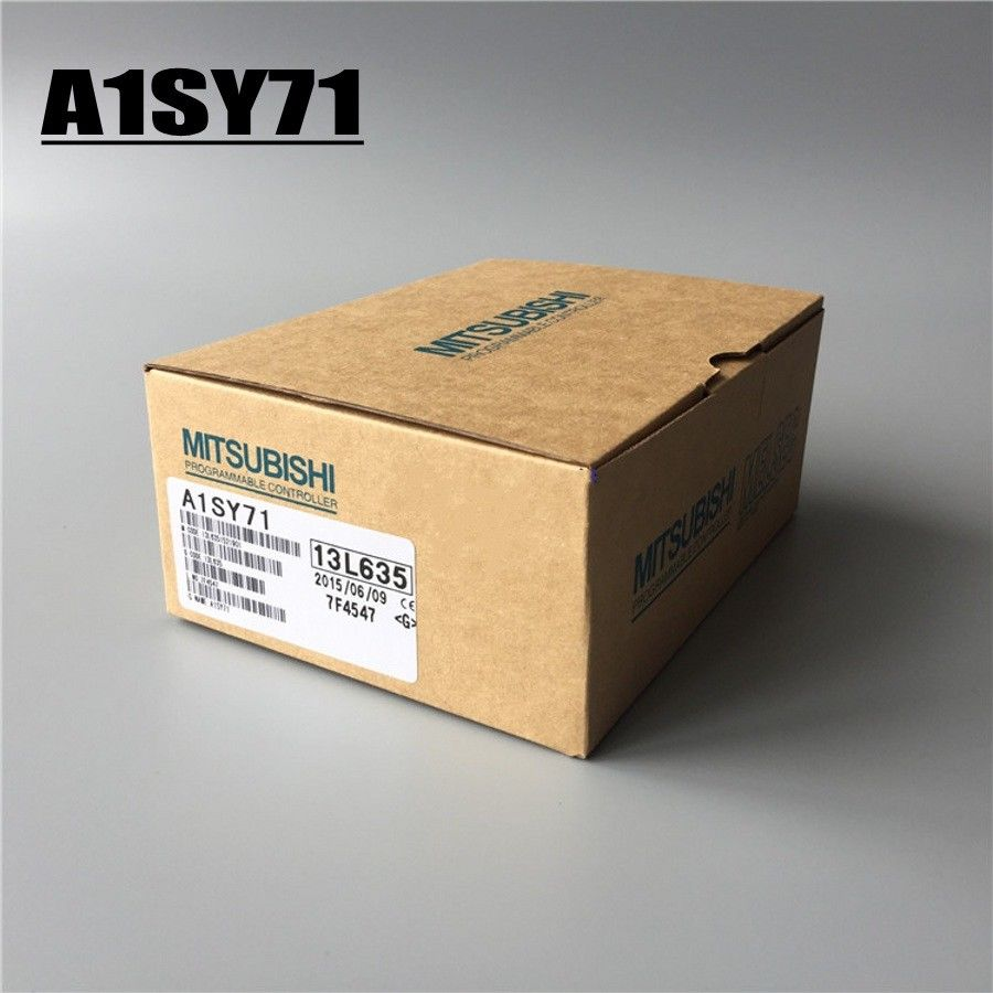 BRAND NEW MITSUBISHI PLC Module A1SY71 IN BOX