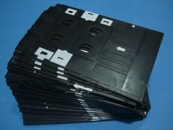 Inkjet PVC ID Card Tray for EP T50 P50 L800 L801 L805 L810 + 100 pieces pvc card