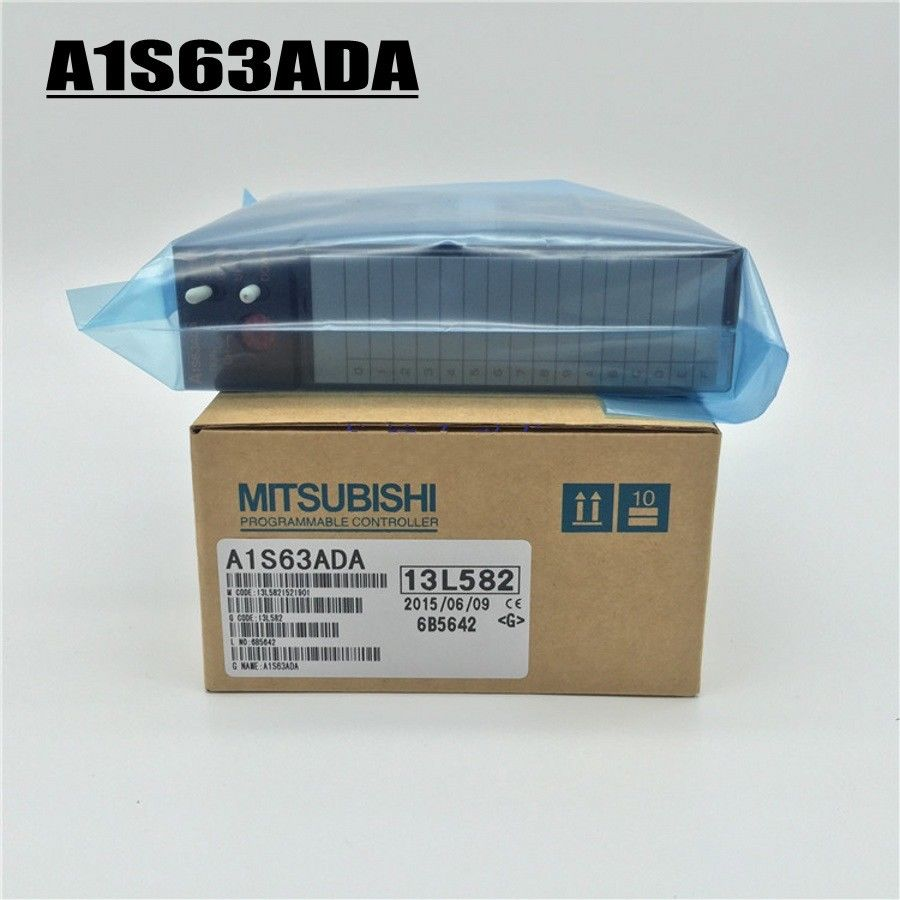 100% NEW MITSUBISHI MODULE PLC A1S63ADA IN BOX