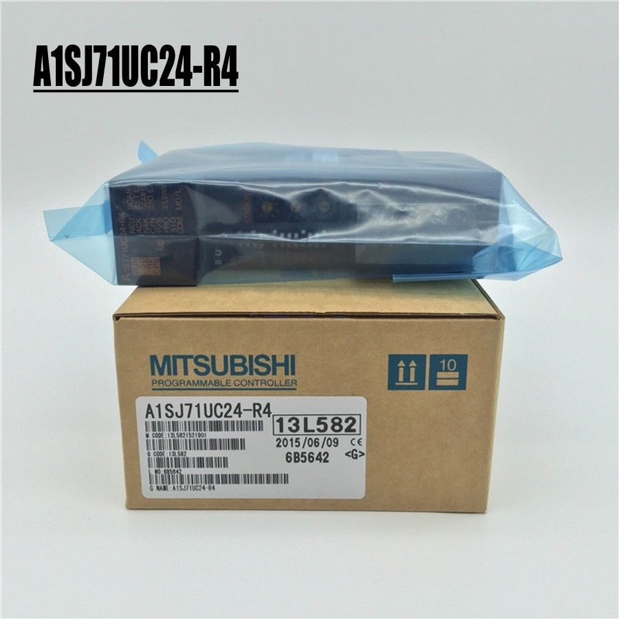 100% NEW MITSUBISHI PLC A1SJ71UC24-R4 IN BOX