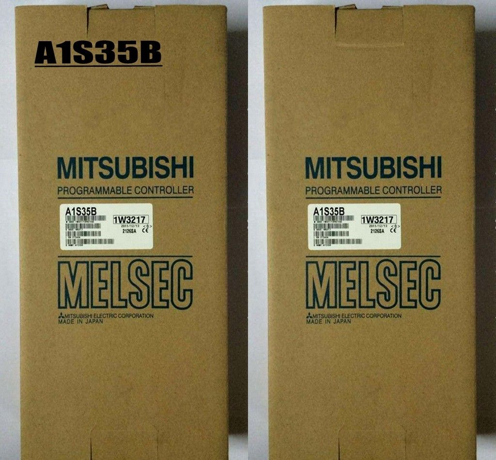 BRAND NEW MITSUBISHI MODULE A1S35B IN BOX
