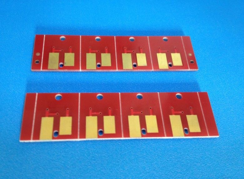 Auto Reset Chip/Permanent Chip for Mimaki JV3 SS2 Ink Cartridge; 4pcs/set