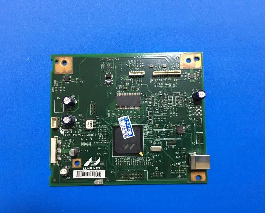 Used Formatter Board Main board for HP M1005 1005 CB397-60001 Mother Board