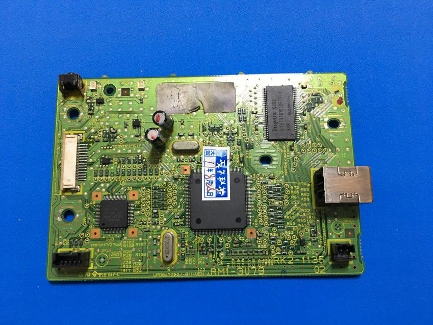 90% New Formatter Board Main board for Canon LBP2900 LBP 2900 RM1-3126 RM1-3078
