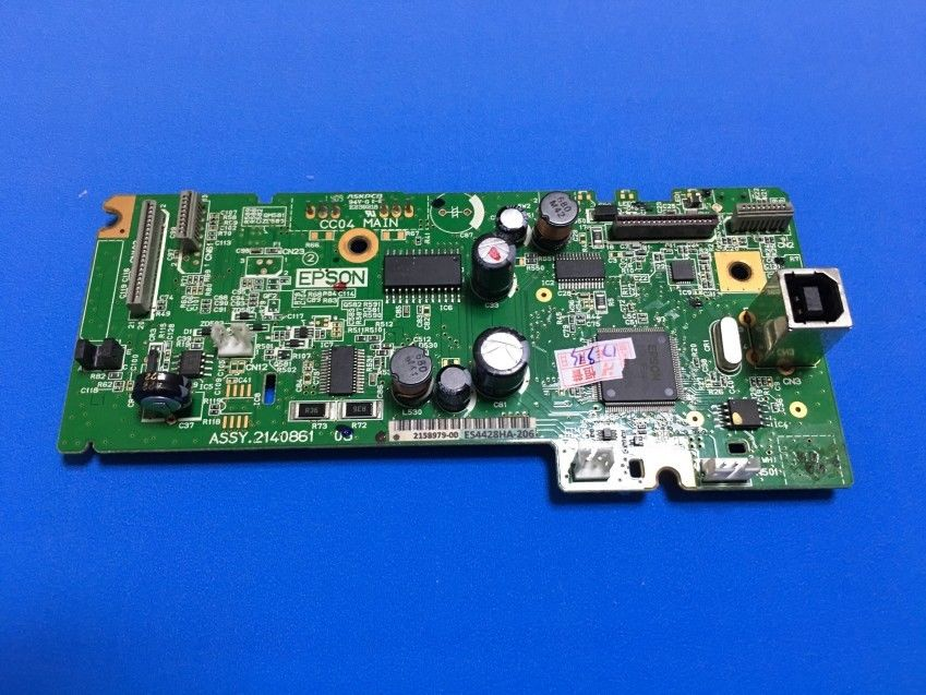 Logic Board Formatter Board for Epso n L220 L 220 Printer Mother Board