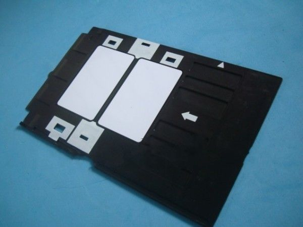 New Inkjet PVC ID Card Tray for EP R260 R280 R360 R380 RX595 Artisan 50 ect.