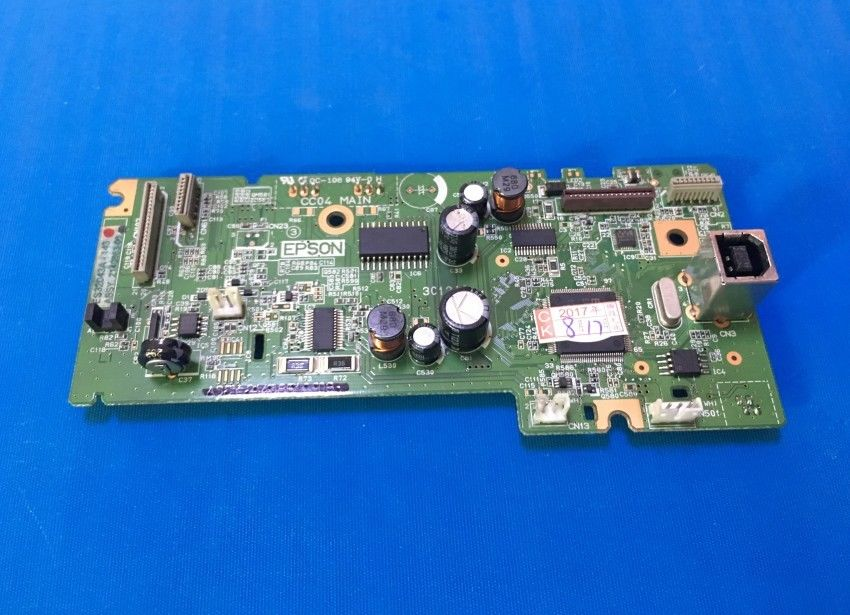 90% New Formatter Board / Logic Main Board for Epson L210 Printer Mother Board