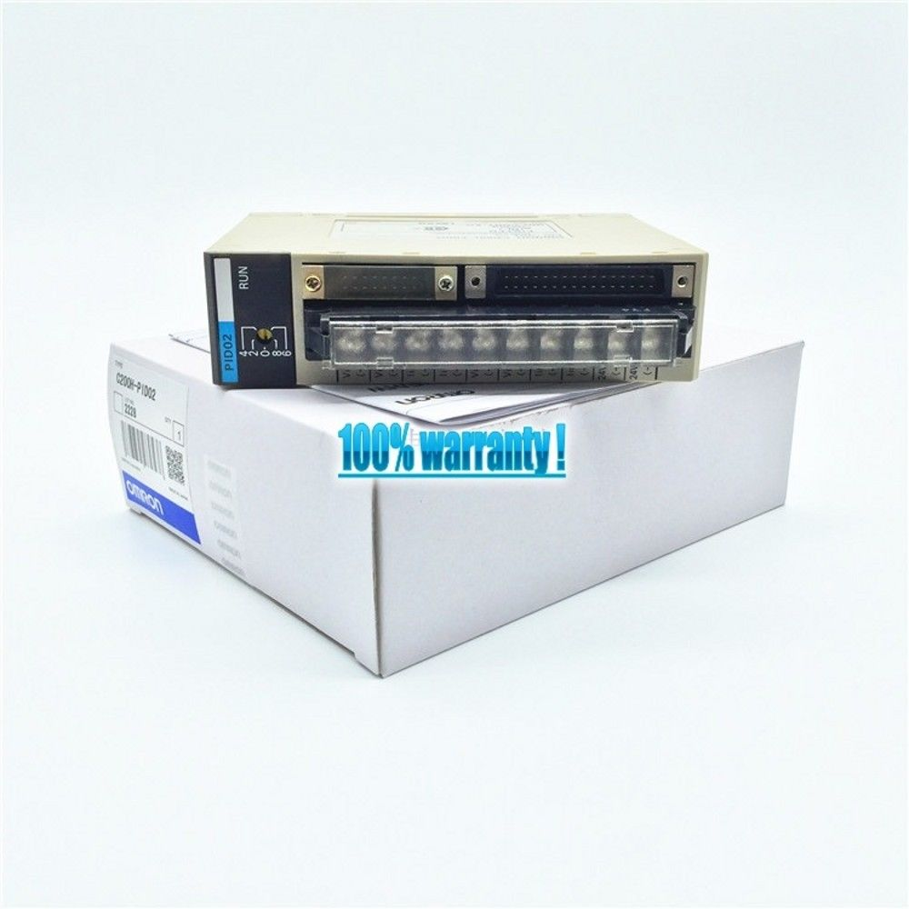 NEW OMRON PLC C200H-PID02 IN BOX C200HPID02