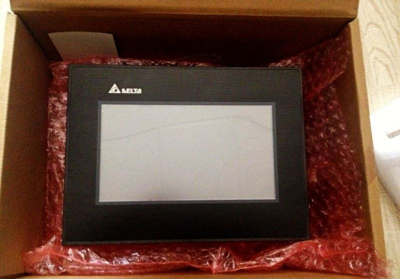DOP-B07S411 Delta HMI Touch Screen 7inch 800*480 with program cable new in box