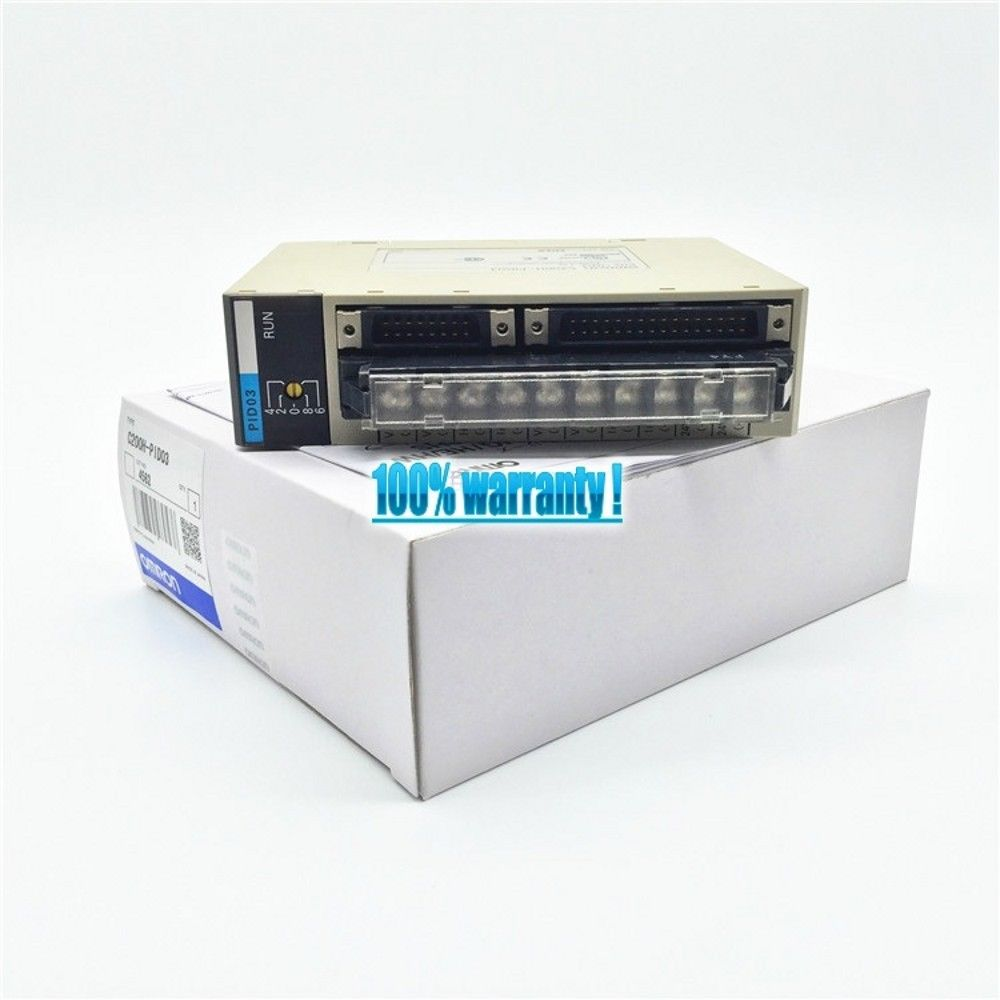 100% NEW OMRON PLC C200H-PID03 IN BOX C200HPID03