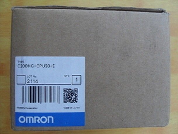 NEW&ORIGINAL OMRON PLC MODULE C200HE-CPU33-E in box Free shipping