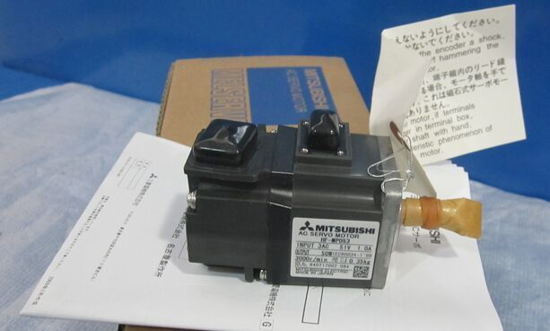 100% NEW Mitsubishi Servo Motor HF-MP053 HF-MP053B HF-MP053D HF-MP053BD IN BOX