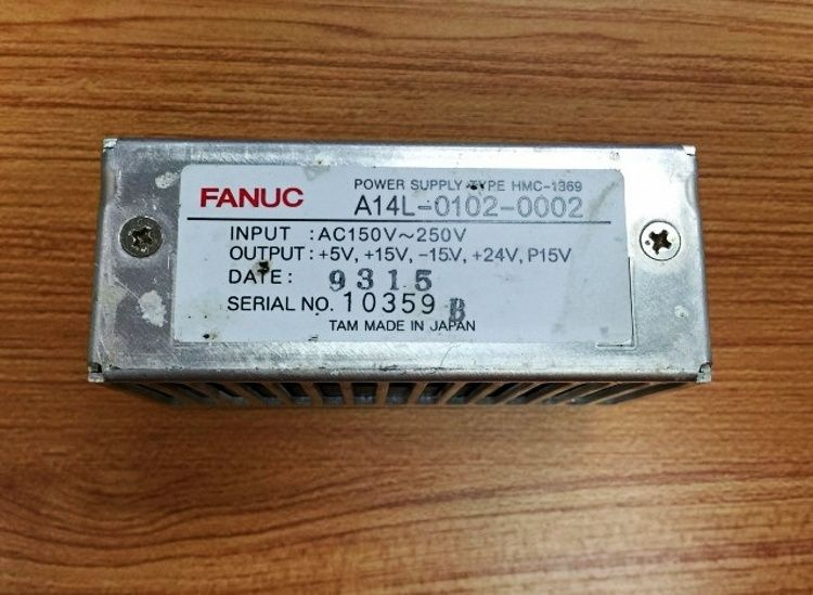 USED 100% TESTED A14L-0102-0002 FANUC A14L-0102-0002