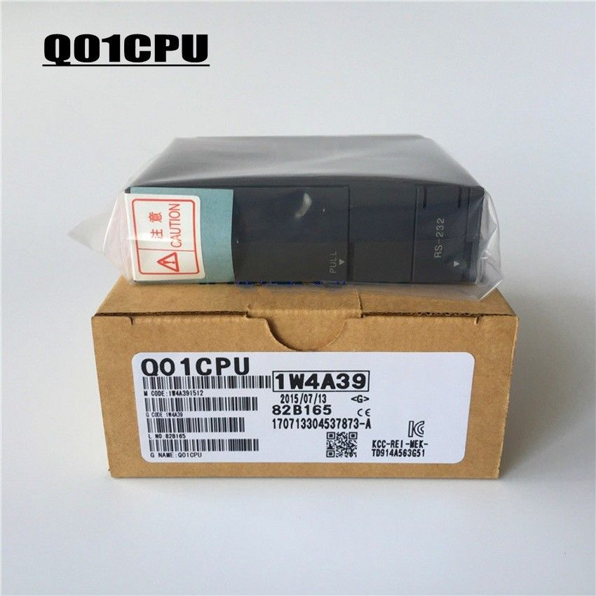 Brand NEW MITSUBISHI CPU Q01CPU IN BOX