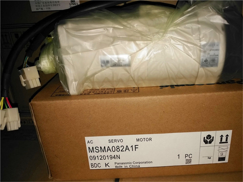 NEW PANASONIC AC Servo motor MSMA082A1F in box