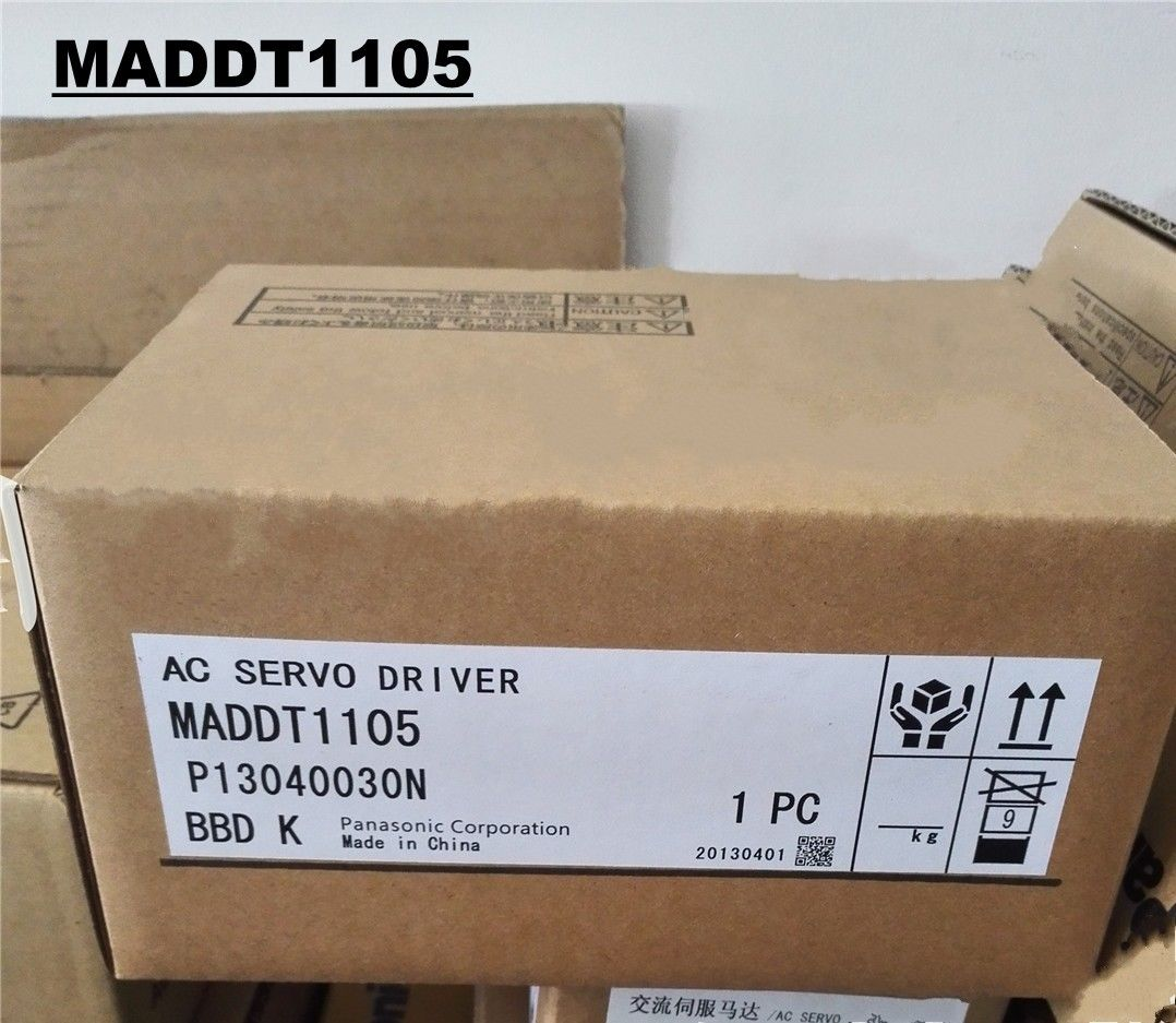 100% NEW Panasonic MADDT1105 50W 110V in box
