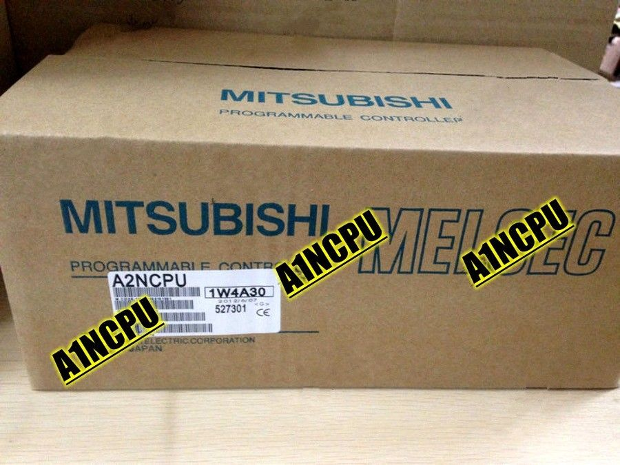 100% NEW MITSUBISHI CPU A2NCPU IN BOX