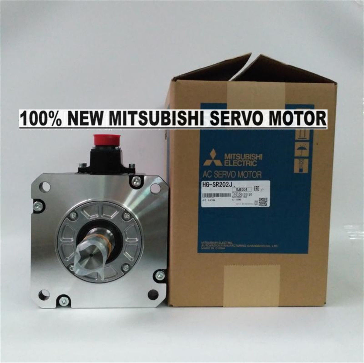 Genuine NEW Mitsubishi Servo Motor HG-SR202J in box HGSR202J