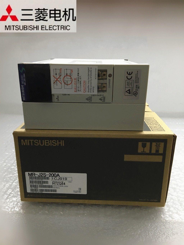 New Mitsubishi Servo Drive Mr