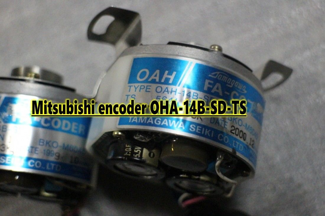 Brand New Mitsubishi encoder OHA-14B-SD-TS IN BOX OHA14BSDTS
